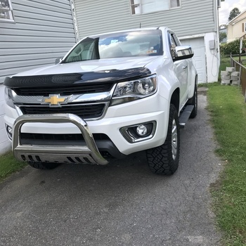 2 Inch Leveling Lift Kit For 2015 2018 Chevy Colorado Gmc Canyon