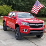 Lifted Chevy Colorado >> 4in Suspension Lift Kit For 2015 2019 2wd Chevy Colorado Gmc