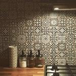 Casablanca White Base Tile 33x33cm