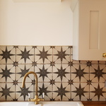 Metropolis Star Wall And Floor Tile 45x45cm