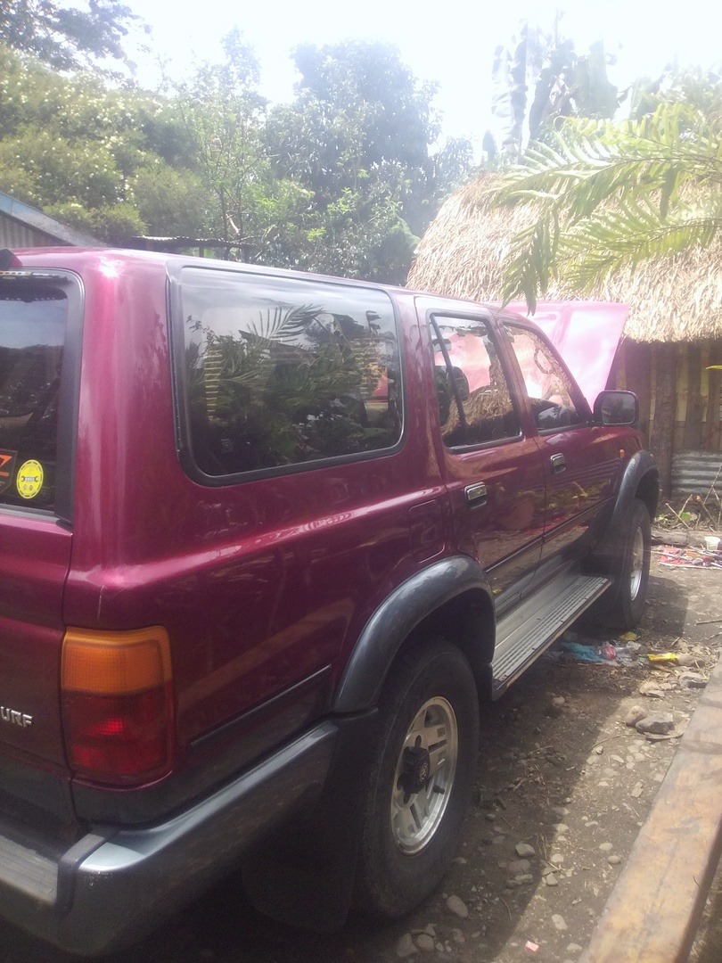 Best Price Used TOYOTA HILUX SURF for Sale - Japanese Used Cars BE