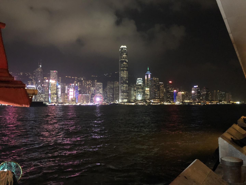香港の良さが凄く体験できるツアーと思います。
