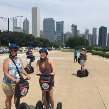 Chicago Segway Tour | Guided Chicago Tours | City Segway Tours