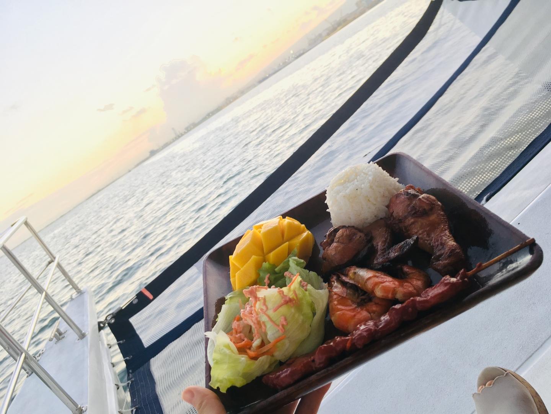 初のセブ島旅行でとても魅力的なオプショナルでした。一緒に乗った方とも仲良くなれてセブ島の方はとても温かい方々でした。
