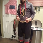 be4642a43 On Las Vegas Golden Knights NHL Onesie
