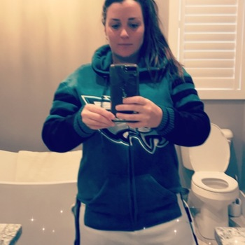 ce5cbf74fe6 Philadelphia Eagles NFL Onesie Totally happy with my purchase
