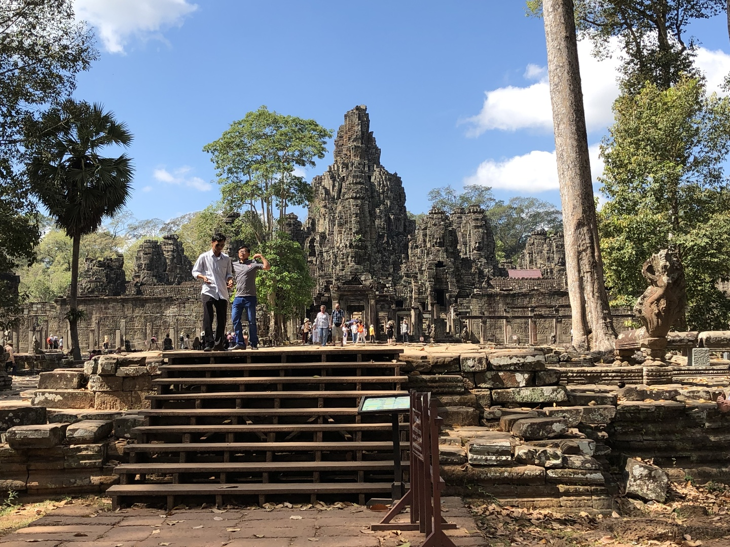 Cambodia made me to remember about Japan of 50 years ago. I can recommend Cambodia to you if you are hesitating your destination.