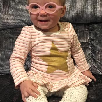 38d032a46a40d Miraflex Baby Zero 2 (8-24 Mo) - Eyeglasses At Discountglasses.Com