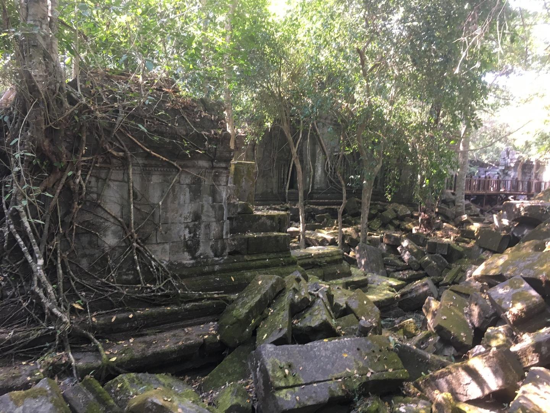 想像以上に良かったです。時間が許すのなら訪れる価値大。ラピュタの世界そのもの。非日常的な感覚に浸れる遺跡です。