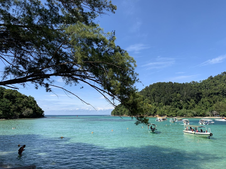 ガイドさんがいたおかけで、行き来、島での滞在も安心、スムーズでした。 よかったです。