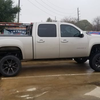 75 Inch Suspension Lift Kit For 2007 2013 2wd Chevrolet Silverado