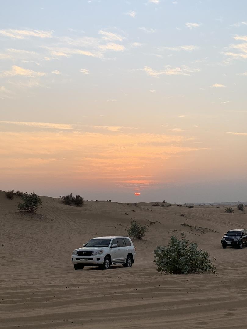 砂漠を4WDで走る事自体は楽しかったが、送迎や料理、全体的な対応はシステム化され過ぎていてイマイチだったと思います。