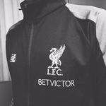 2f2d3dd20ac9 On LFC Mens Black Training Presentation Jacket 18 19