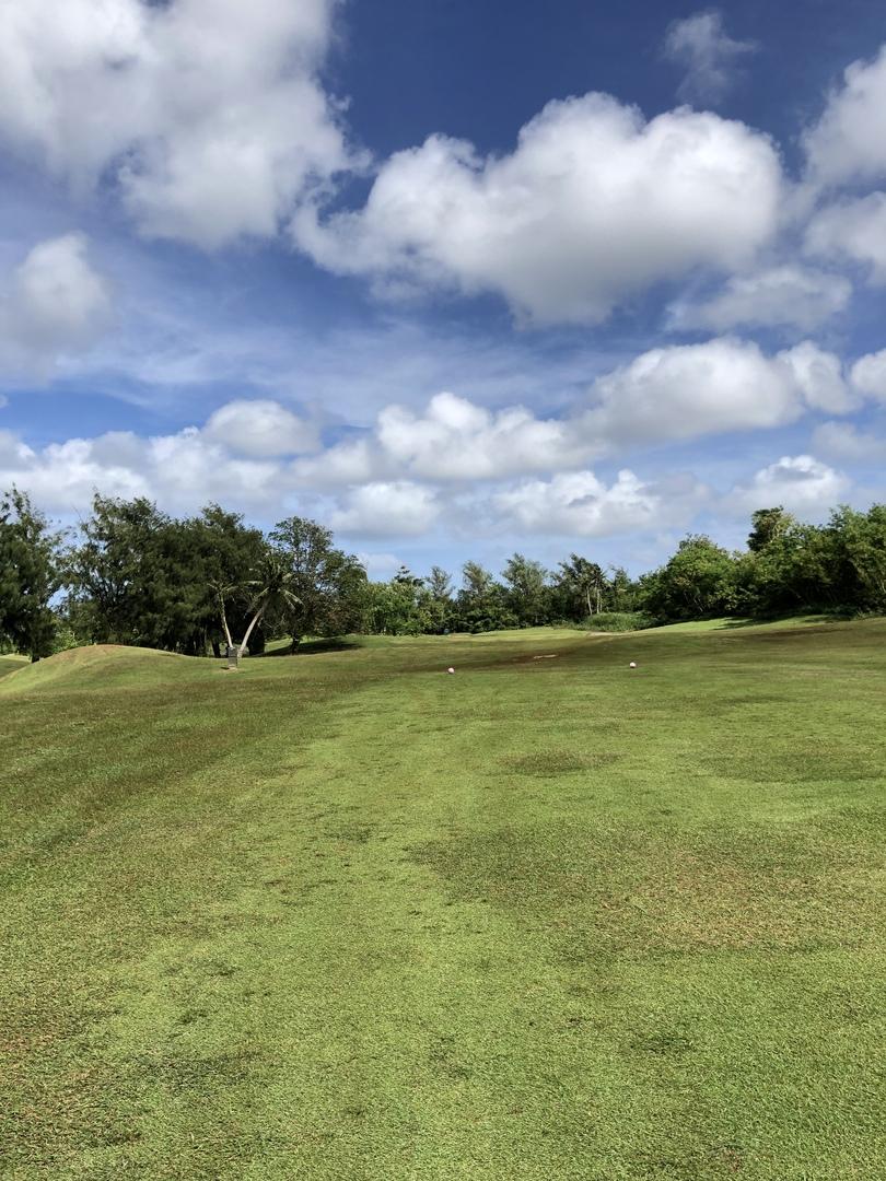 良くも悪くもないというのが印象でした。 手入れをしている人を1人も見ることもなく、芝の手入れがされていないなぁ、という印象でした。 ゴルフをしている人が少なかったので、プレッシャーを感じることなくできたのはとても良かったです。