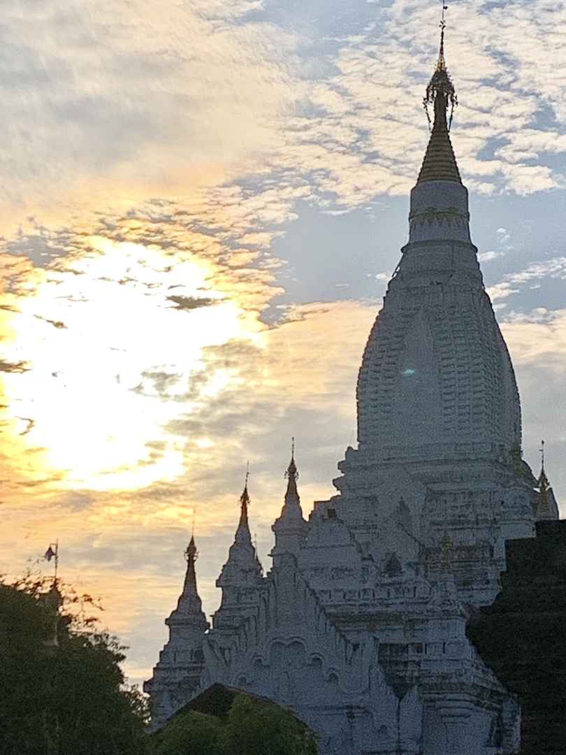 Pagan一日ツアーで朝は早かったですが、満足のいくツアーでした❗️世界三大仏教遺跡最後の訪問地。ガイドさんも優秀でまた行きたい地になりました。