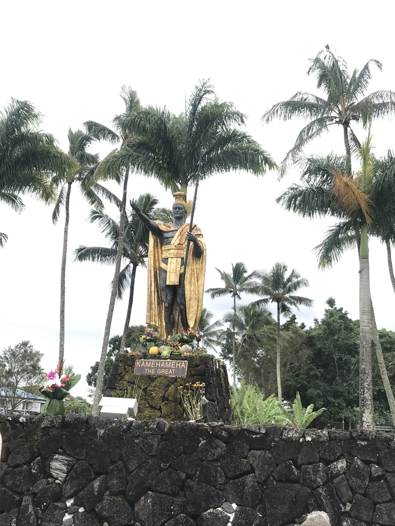 知り合いも出来て良かったです^_^ 何度来てもハワイ島は最高です!