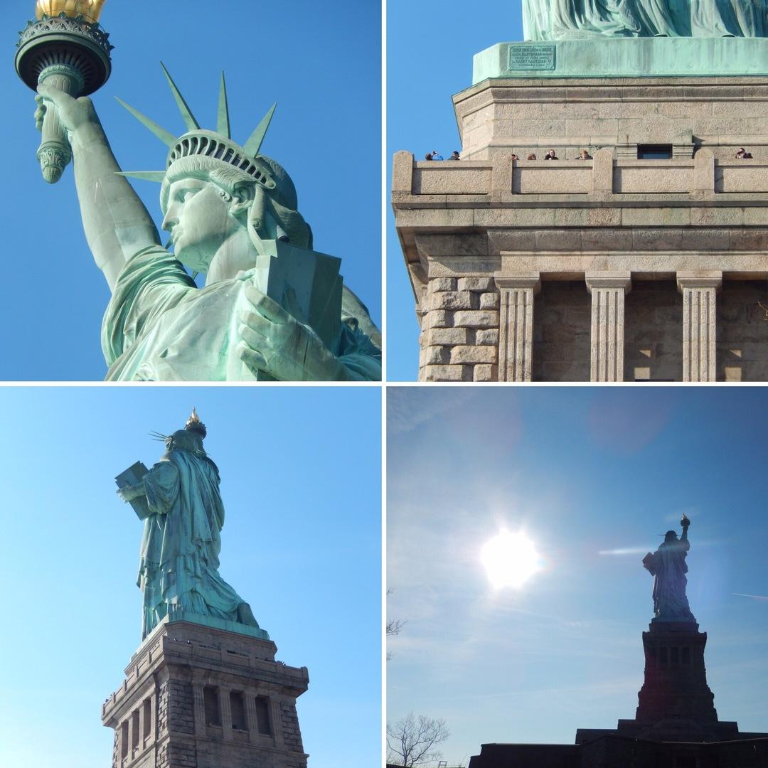ニューヨークについて、色々なことを教えて頂きながら観光することが出来て大変満足です。朝早くの行動開始で、自由の女神も並ばずすんなり行けてとても良かったです。お昼からの時間もたっぷり取れました。