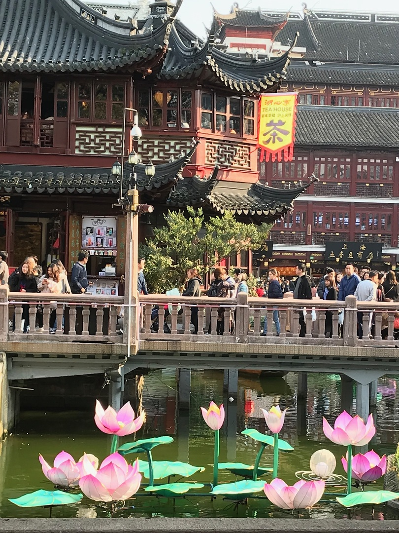 上海について、あまり英語が通じなく、家族だけで動いたら、こんなにスムーズに移動や入場もできず、回ろうと思っていた所も行けなかったかと思います。 参加者が、家族のみで、各地をスムーズに車で回っていただけ、豫園では各所で詳しく説明していただけ、ナイトクルーズも予定変更してサッと対応していただけて、とても満足な観光ができたかと思います。