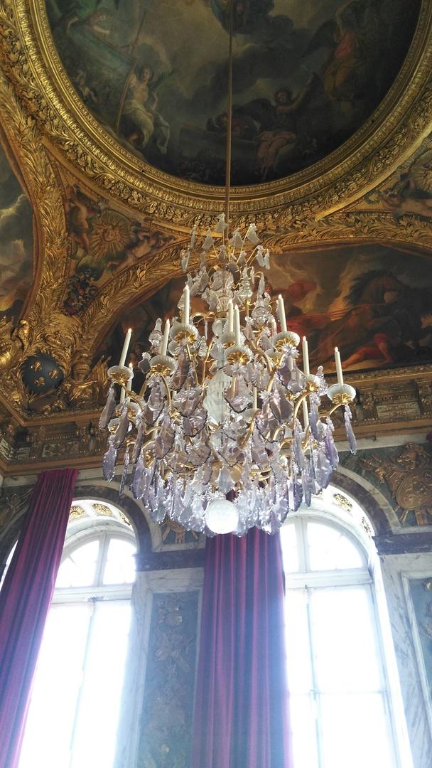 宮殿内での自由時間がもう少しあったらより満足でした