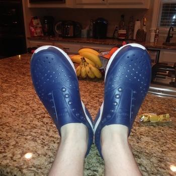 I really enjoyed these shoes