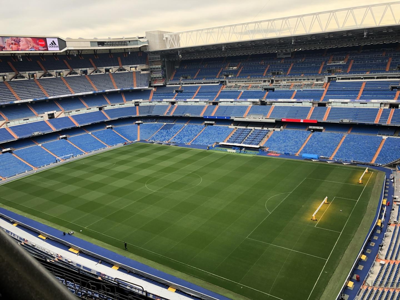 ガイドさんが凄い良かったです。正直スタジアム見学にしては値段高いと思っていましたが、ガイドさんが凄い親切で説明も分かりやすくリアルマドリードの選手、運営、サッカーの内容と知らなかった事まで分かって面白かったです。次からスペインサッカーが楽しく見れます。家族四人思っていた以上に楽しめました。