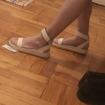 Love these sandals, and insanely