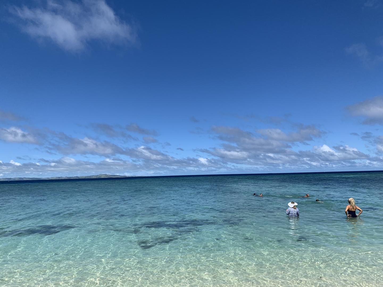 初フィジーでした! 離島最高!!必ず行くべきだと思います!