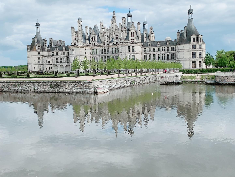 移動時間は長かったですが、お天気にも恵まれ素敵なお城を見ることが出来て、長旅の甲斐がありました! ただGW ということもあり何処も混んでました。ガイドさん、速いのでを見失わないようついて行くのが大変でした。