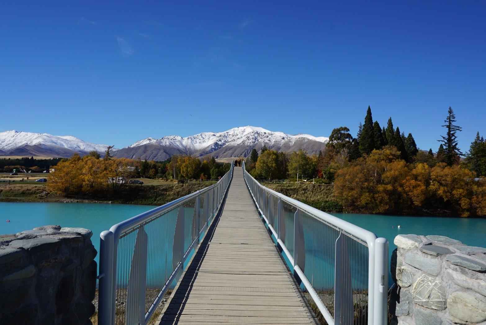 家族3人でクライストチャーチからテカポ湖まで定期路線バスで日帰りで行ってきました。(因みに帰りは夕方発の路線バスがなかったので、日本語ガイド付き定期観光バスでした)天候は快晴で、テカポ湖の景色は最高でした。自然がこんなにもきれいなものかと感動しました。ニュージーランドに行った時には絶対に行くところです。リピーターが多いのも納得です。
