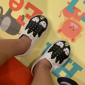 My toddler loves Native shoes!