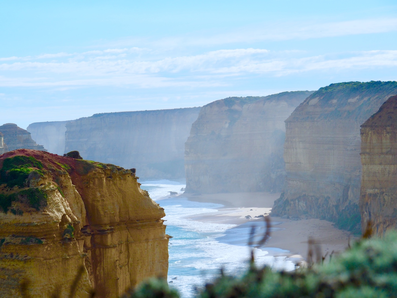 本当に絶景で美しい景観を見ることができて、最高に満足することができました。