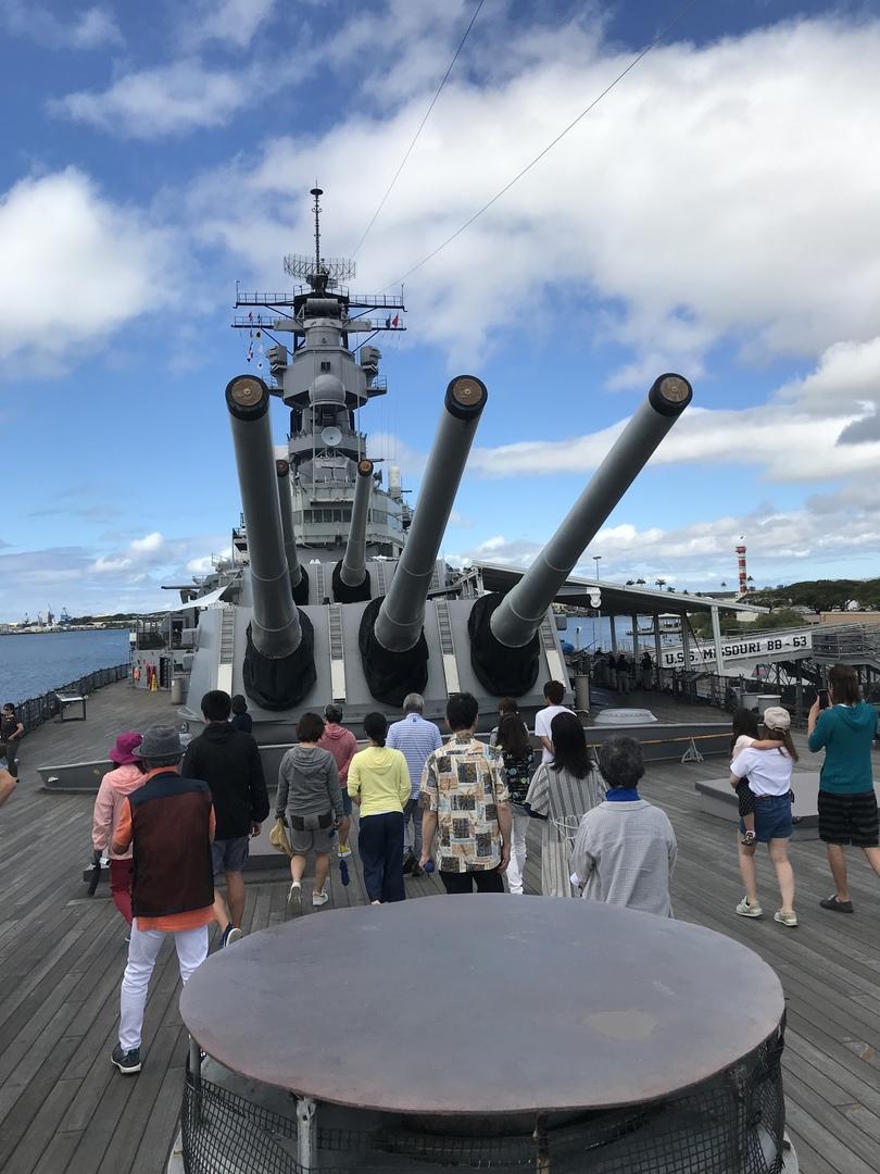 アメリカから見た太平洋戦争を実感できました。戦争は立場の違いによって、色々なとらえ方があるんだなと感じました。