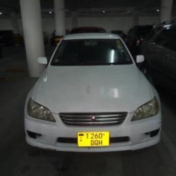 Used Toyota Altezza For Sale Toyota Altezza Exporter Enhance Auto