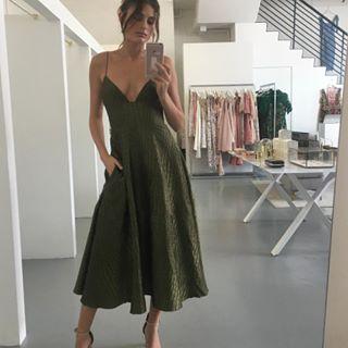 ff12355cc2c The Alex Perry  la verne  dress
