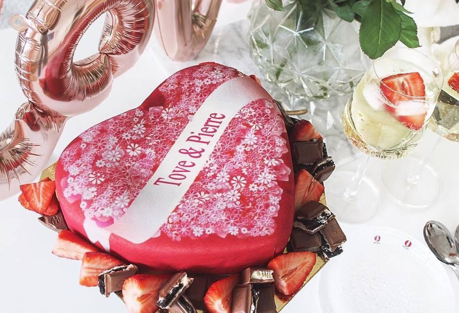 Torten Zum Valentinstag Verschicken Deinetorte De