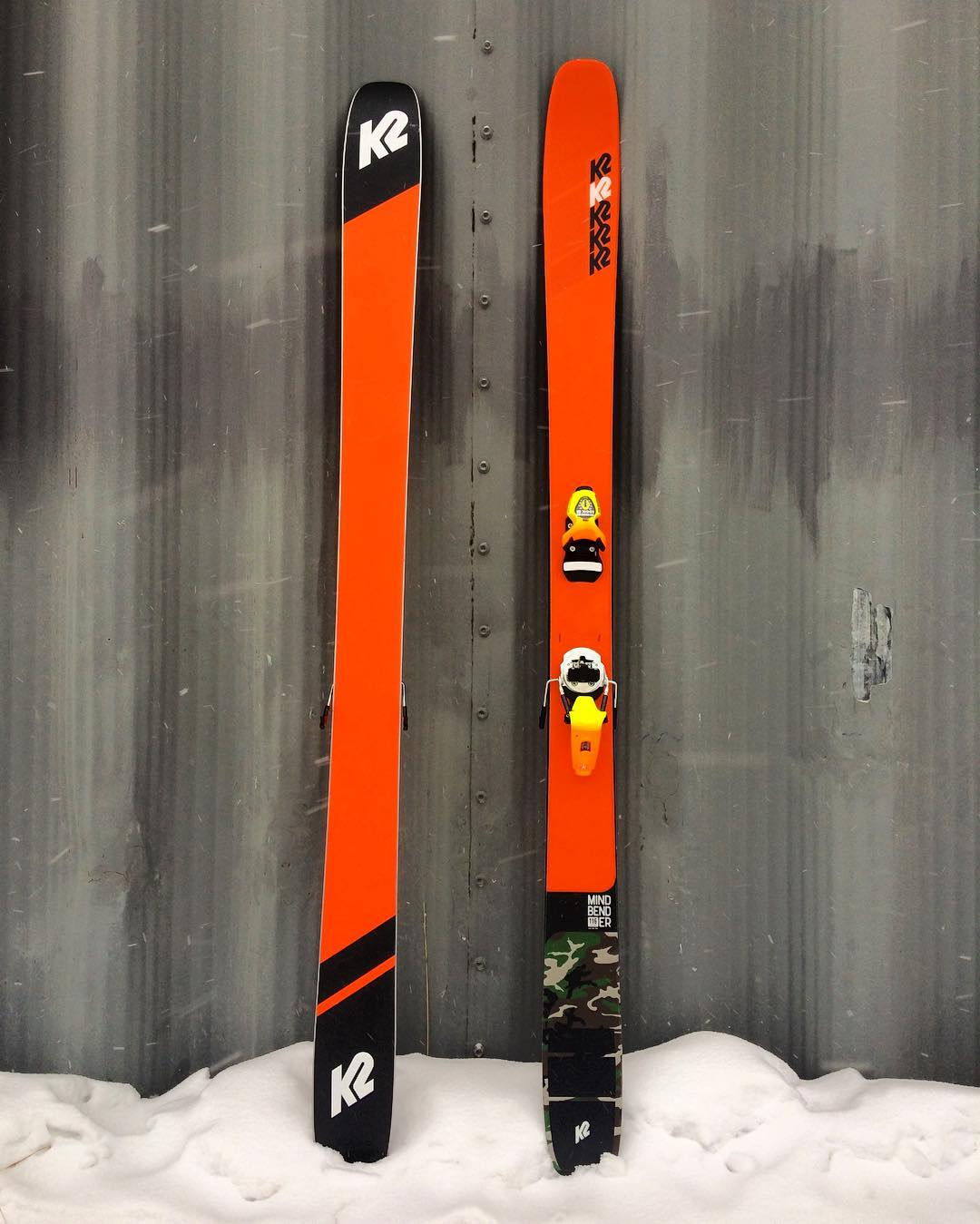 Rossignol experience ci skis xpress bindings