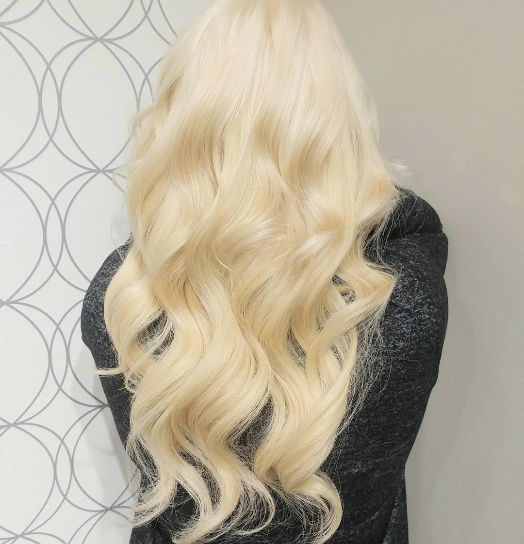Golden Ash Blonde 23 20 Tape Bombay Hair