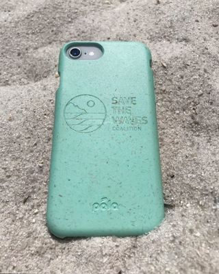 5823fd3b5 Save The Waves Eco-Friendly iPhone 6 / 6S Case - Ocean Turqoise ...