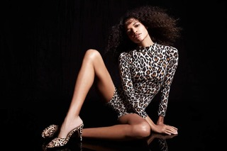fe9056bdb77 C est moi 🐆 for stevemadden nylonmag  stevemadden  leopardprint  curls   beauty