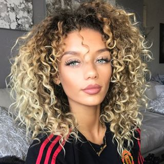 These curls are everything✓  jenafrumes - If only our natural locks would  look 1086065eacce