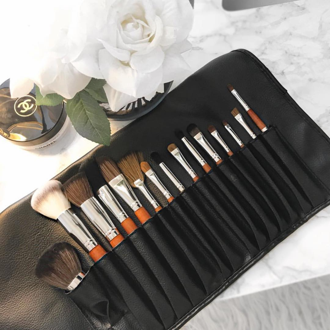 Start your new year off right with a full face of affordable brushes. Here are. ""