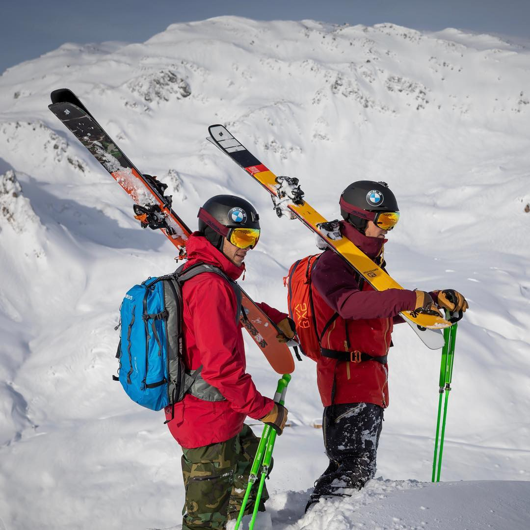 f325b38bf1 WIN WIN WIN Skis!!! We give away the two latest freeride guns by