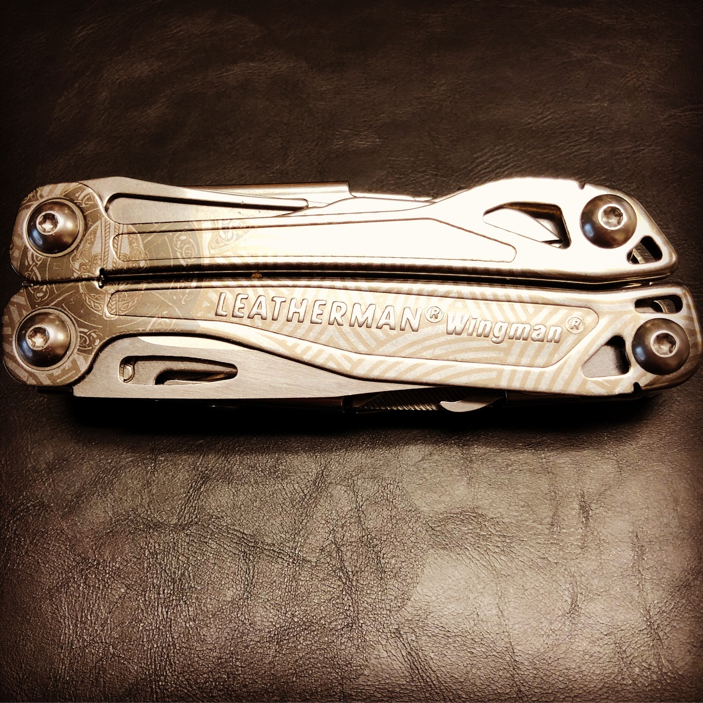Wingman multi tool leatherman