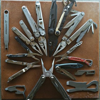Leatherman signal how and why it was made gearjunkie