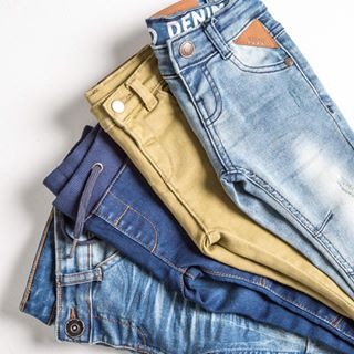 cd82c09d69b Our newest range of boys denims   chinos make winter mixing   matching a  breeze.