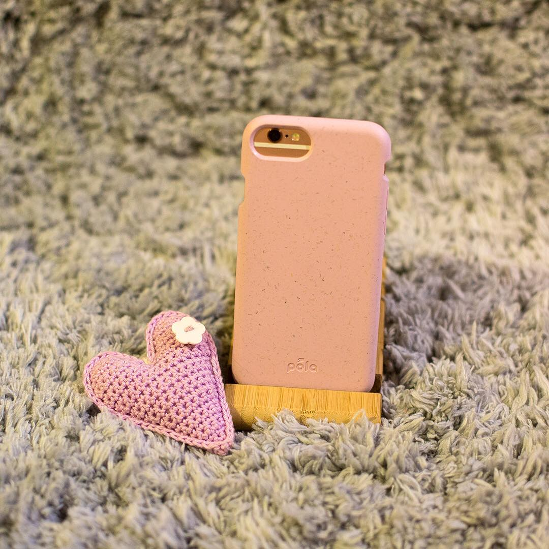 Rose Quartz Eco-Friendly iPhone 7 and iPhone 8 Case   iPhone Cover ... 8bce9810f5b