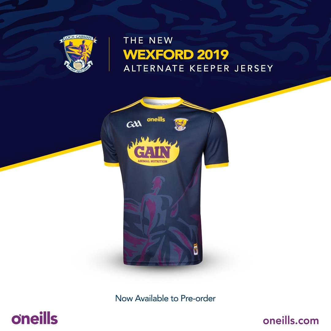 da107c3a85a The Alternate jersey. Pre-order yours on oneills.