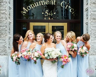 b1d1e83c3a9 Picture perfect with style BB100 in Mist. Bella Bridesmaids by Dessy Group  styles are available