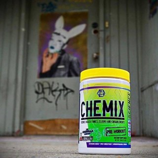 Get Research Based Results With Chemix Premium Pre-Workout Formula 👑 ______________________________ #Chemix #ChemixLifestyle #ChemixPreWorkout #TheGuerrillaChemist