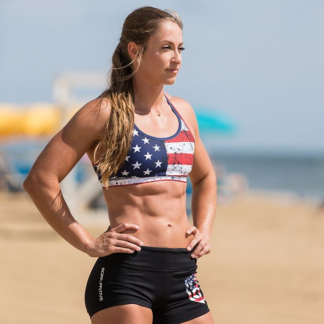 73954ae9bc Our Warrior Undefeated Bra is NOW BACK! Celebrate America s Birthday by  treating yourself to this